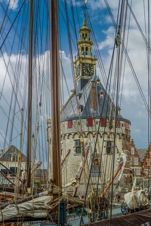 The Netherlands, Hoorn, Tower, Hoofdtoren
