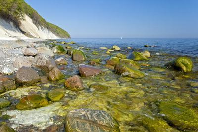 Europe, Germany, Mecklenburg-Western Pomerania, Baltic Sea Island RŸgen, Chalk Cliffs