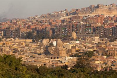 Egypt, Cairo, Moqattam and Necropolis
