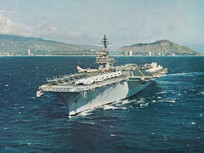 Forrestal, Aircraft Carrier