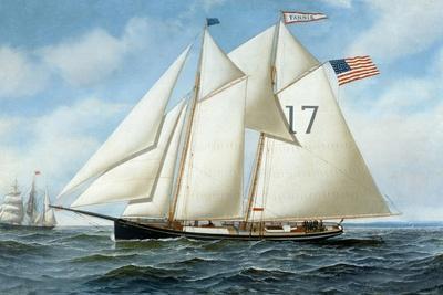 American Pilot Schooner, Fannie