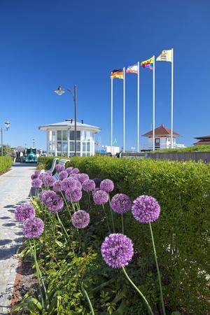 Germany, the Baltic Sea, Western Pomerania, Island RŸgen, Seaside Resort Binz