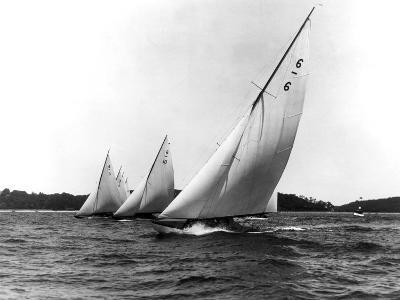 Six-Metre Elimination Race