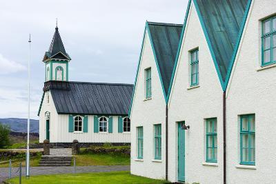 Pingvellir National Park, Church
