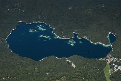 Eibsee, Lake Eibsee Hotel, Grainau, Resort, Tourism Region