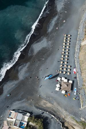 Tenerife, La Caleta, Playa De La Enramada, Beach Bar, Beach
