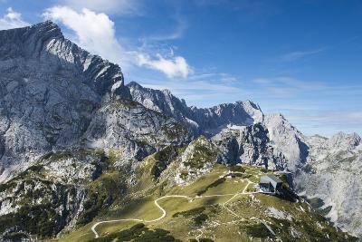 Alpspitze, Zugspitze, Osterfelders, Summit Station, Garmisch-Partenkirchen