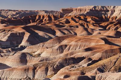 Painted Desert, Winslow, Arizona, Usa