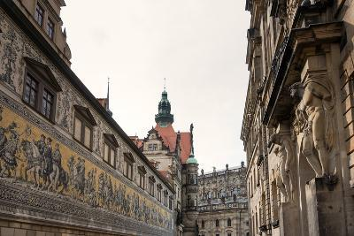 Dresden, Historical Old Town, Procession of Princes