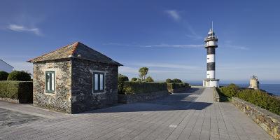 Lighthouse of Ortiguera, Asturias, Spain