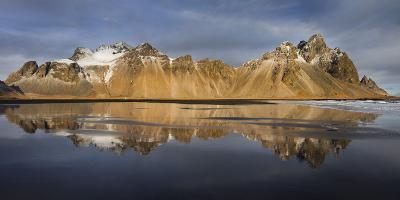 Stokksnes (Headland), Hornsvik (Lake), East Iceland, Iceland