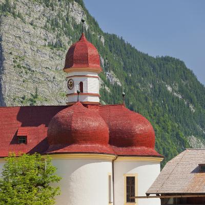 Church Saint BartholomŠ, King's Lake, National Park Berchtesgaden