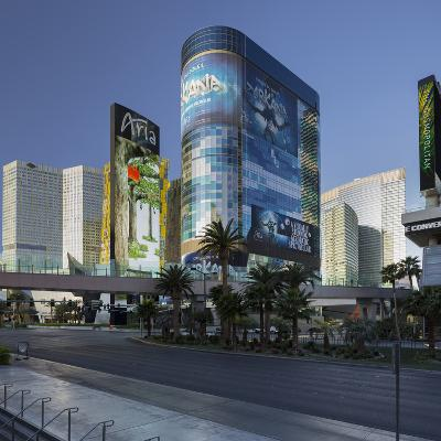 Aria Resort, Strip, South Las Vegas Boulevard, Las Vegas, Nevada, Usa