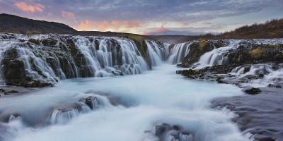 Brœarfoss, South Iceland, Iceland