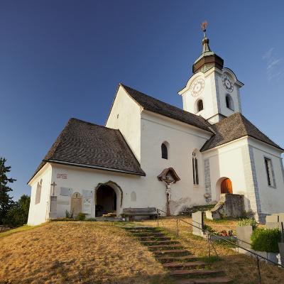 Church Sternberg, Carinthia, Austria