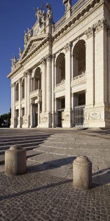 Basilica Di San Giovanni in Laterano, Piazza Di Porta San Giovanni, Rome, Lazio, Italy