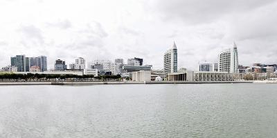 Parque Das Nacoes, Site of the World Exhibition Expo 98, Lisbon, Portugal