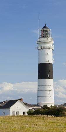 Lighthouse of Kampen (Municipality), Sylt (Island), Schleswig-Holstein, Germany