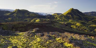 Rjupnafell, Myrdalsjškull, Fjallabak, South Iceland, Iceland