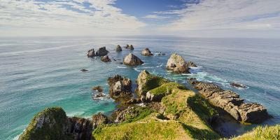 Nugget Point, Otago, South Island, New Zealand