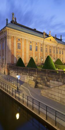 Sweden, Stockholm, Gamla Stan, Old Town, Riddarhuset (Knight's House)
