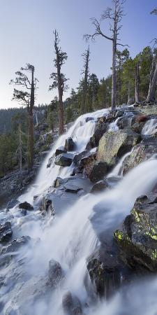 Eagle Falls, Emerald Bay, Lake Tahoe, Kalifornien, Usa