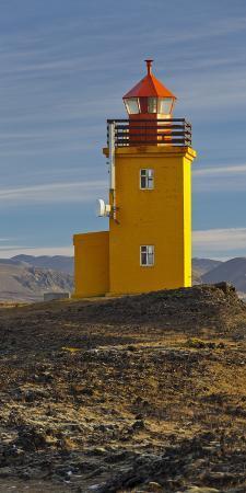 Hopsneses Lighthouse, Reykjanes (Headland), Iceland