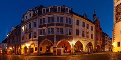 Panorama, Germany, Saxon, Gšrlitz, Old Town, Untermarkt