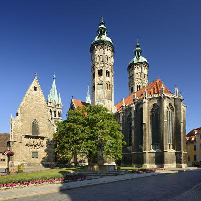 Germany, Saxony-Anhalt, Naumburg, Cathedral St Peter and Paul