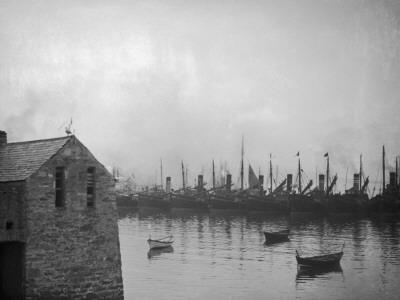 Lerwick Fishing Fleet