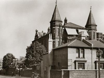 Greenwich Union Workhouse, Vanbrugh Hill, Greenwich