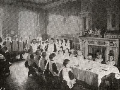 Marlesford Lodge Children's Home, Hammersmith