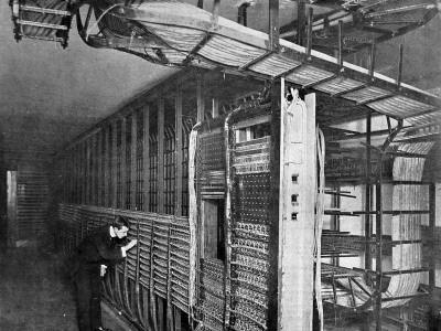 Kensington Telephone Exchange