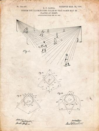 Baseball Field Lights Patent