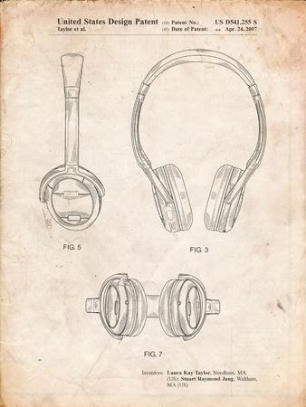 Noise Canceling Headphones Patent