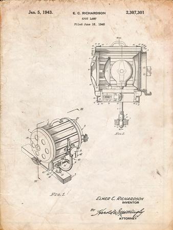 Movie Set Lighting Patent