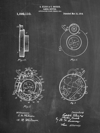 Bausch and Lomb Camera Shutter Patent