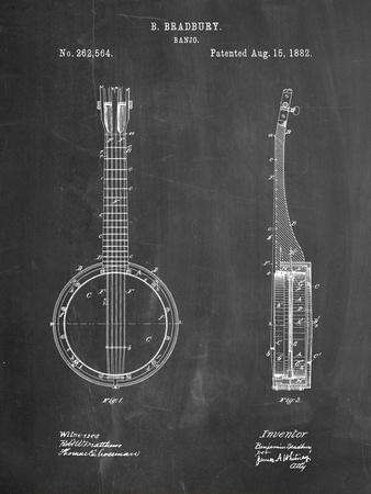 Banjo Mandolin Patent