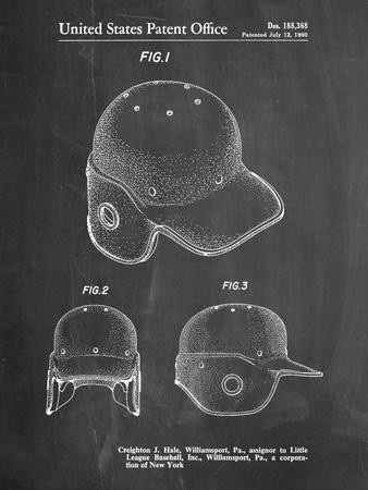 Baseball Helmet Patent