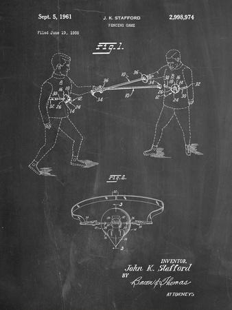 Fencing Game Patent