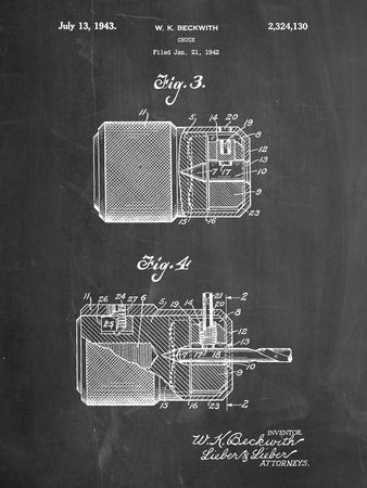 Drill Chuck 1943 Patent