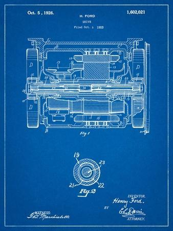 Train Transmission Patent