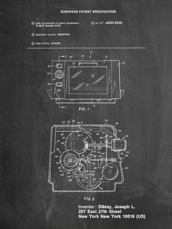 Easy Bake Oven Patent