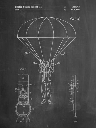 Parachute 1982 Patent
