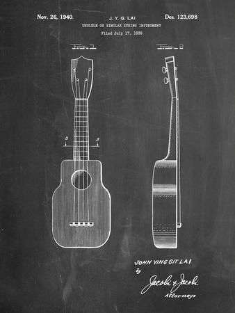 Ukulele Patent