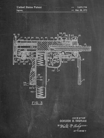 Mac-10 UZI Patent