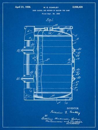 Beer Barrel Patent