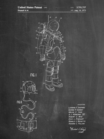 Apollo Space Suit Patent