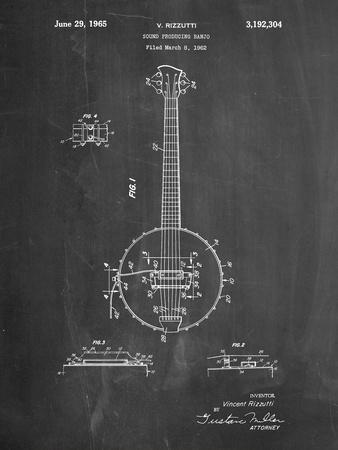 Modern Banjo Patent
