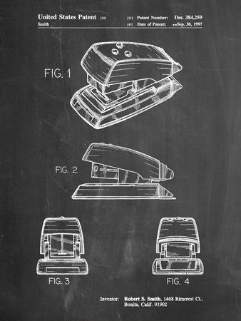 Mini Stapler Patent